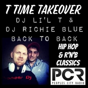 T Time Takeover Ft Richie Blue 20-07-2021